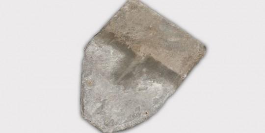 Natuurleien 18x28 cm - dakpannen